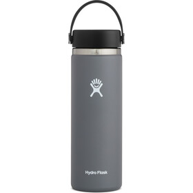 Hydro Flask Wide Mouth Bottle 591ml stone